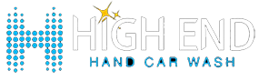 High Car Wash Logo